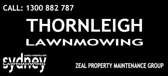 Best Lawn Mowing Service North Shore Region and Thornleigh.